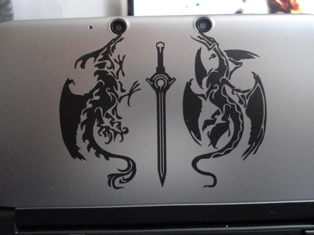 Decal Fire Emblem Awakening