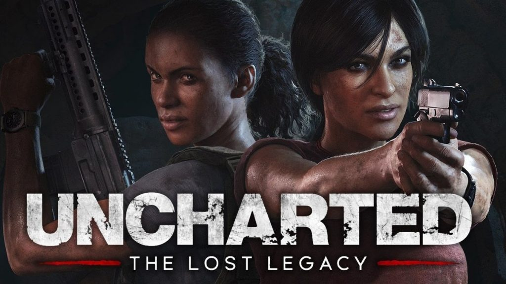 Cover Uncharted The Lost Legacy