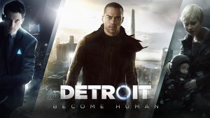 Detroit Becom Human Cover